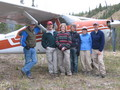 #7: The Confluence Crew back at the airstrip