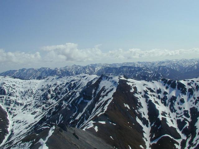 View into the Brooks Range