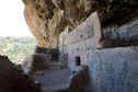 #7: Ancient cliff dwellings in Tonto National Monument, near Lake Theodore Roosevelt, south of the confluence point