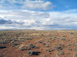 #1: View north with Meteor Crater in the background