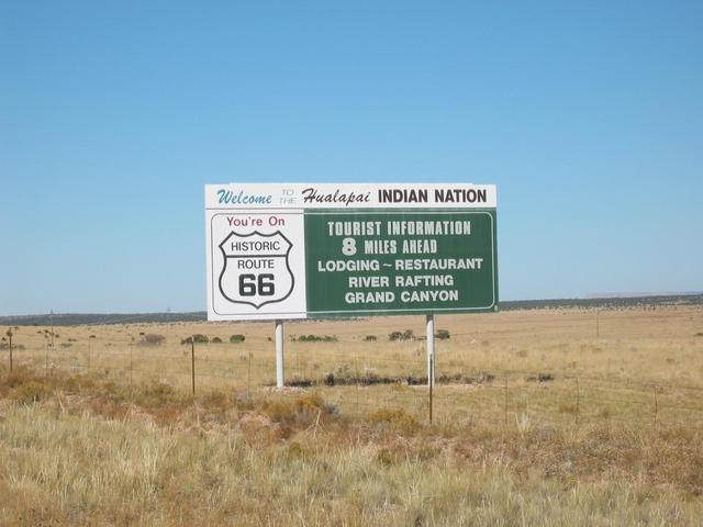 We got our kicks in the sticks north of Route 66!