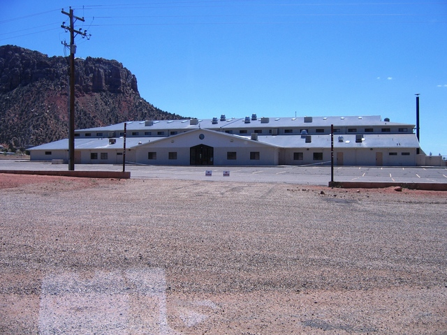 Apparent FLDS church