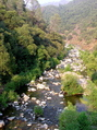 #7: Cherry Creek (a tributary of the Tuolumne River), just a few miles south of the confluence point