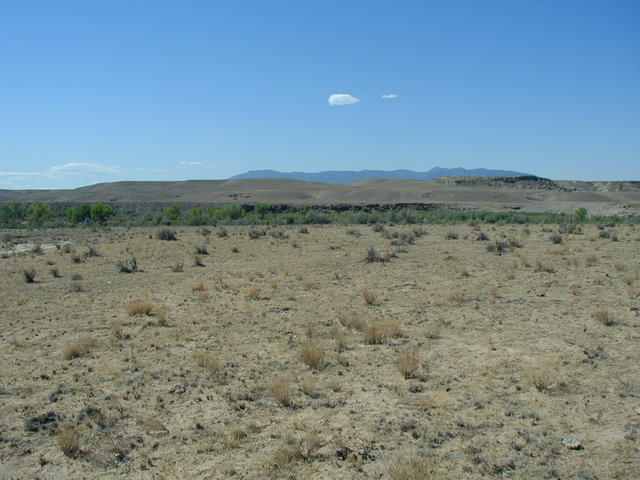 View Southwest of Carrizo Mtns, Arizona