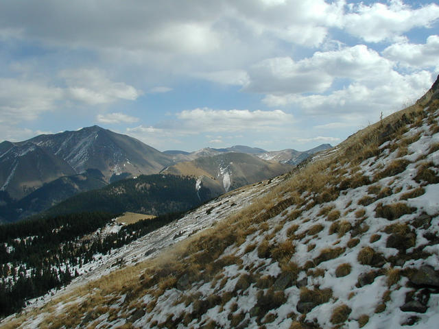 View SSE - San Luis Peak, a genuine Colorado 14er
