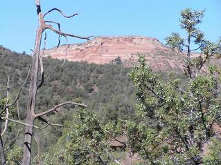 #1: View to the west from the confluence of 39 North, 109 West.