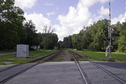 #8: Rail track going South