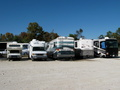 "#7: RV's on the ""American Pro"" lot"