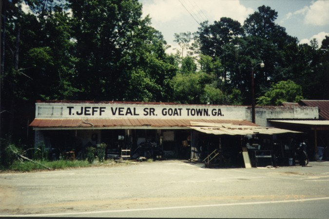 Local business in Deerstep, Georgia.