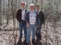 #2: Robert, Allen, and Johnnie on the Confluence