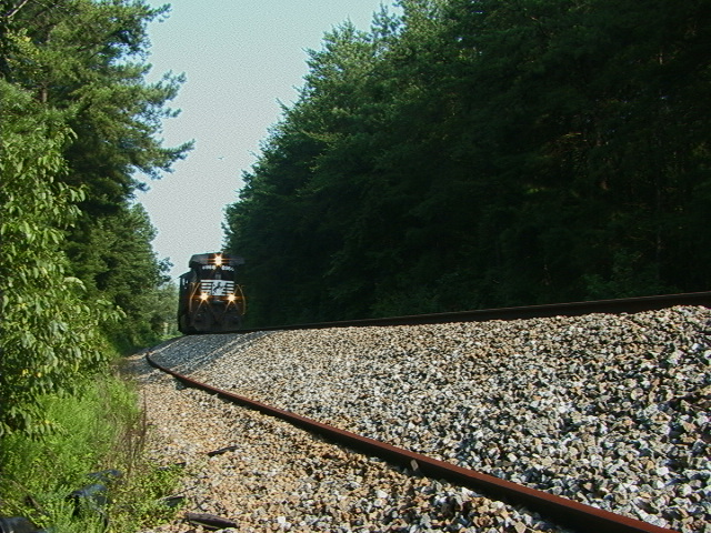 The Norfolk Southern