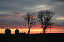 #10: Sunset Enroute Home, IA HWY 2