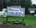 #5: a view in the nearby town of Halbur
