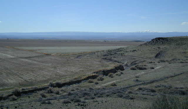 Fields below confluence point