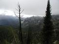 #5: The clouds lift on the hike in