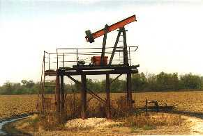 #1: oil well near the confluence