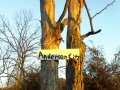"#5: The official ""Welcome to Anderson City"" plaque"