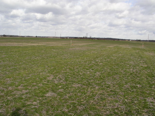 Looking North from 39N 076W
