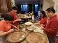 #11: Preparing dumplings for the Chinese New Year