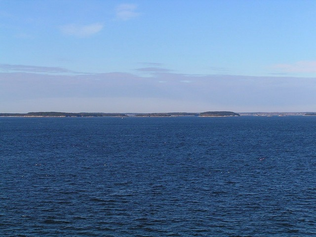 View towards NNW