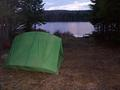 #7: Camp on Williams Pond Just W of Baxter Park