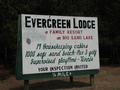 #6: Evergreen Lodge sign