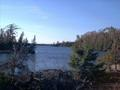 #6: Little Saganaga Lake, access point to confluence