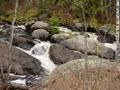 #7: Pretty rapids on way in to Little Saganaga lake