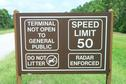#4: General public not allowed on base