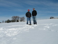 #7: Ryan and Russ standing over the confluence