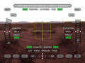 #8: iPad View West with Theodolite App overlay of position data