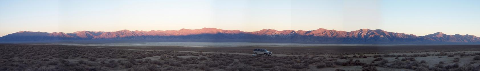 West to North Panoramic