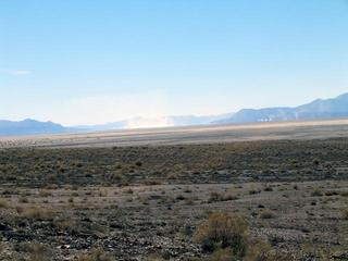 #1: Looking back towards the Black Rock Desert