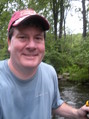 #6: Myself in Creek near Confluence