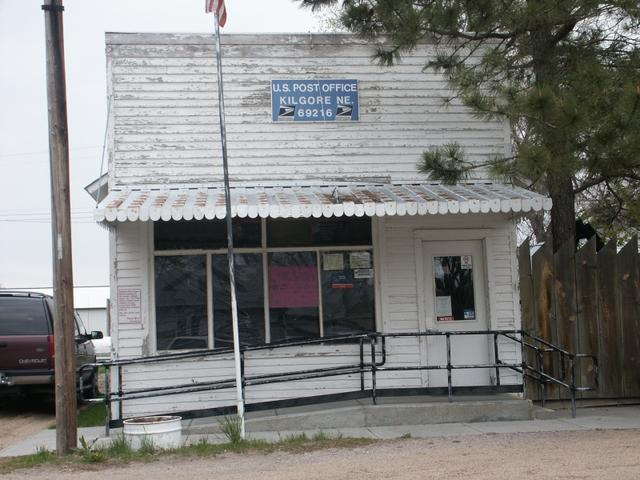 Kilgore, Nebraska Post Office