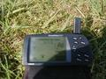 #5: View of GPS at confluence