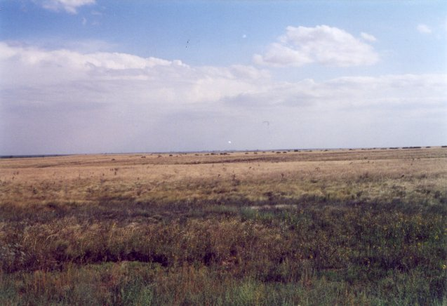 Plains SW from N33 W102.