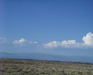 #1: looking north toward the Uinta Mountains