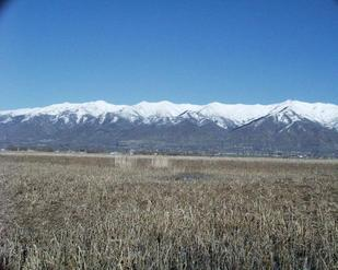 #1: looking east to the Wasatch Range