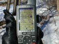 #6: A good shot of the GPS reading