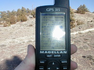 #7: GPS and a view to the north