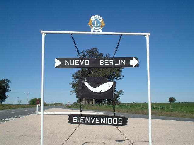 Welcome to the settlement of Nuevo Berlin