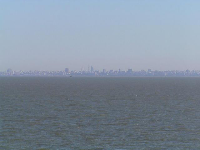 Looking NW towards Montevideo from the Confluence