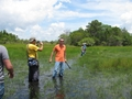 #7: The Walking through Flooded Trail to the CP