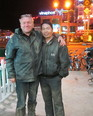 #8: Tuan and me back in Dalat