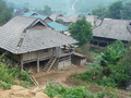 #8: Defeated on the first day, we retreated to this village, Nam He, completely separated from the outside world by dirt roads.