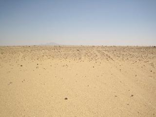 #1: Empty desert facing North