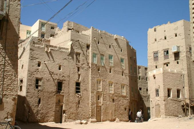 The mud-brick architecture of Tarīm