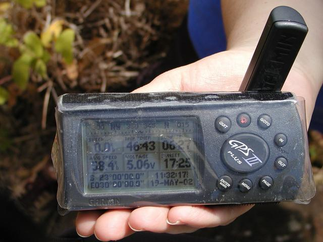 View of the GPS