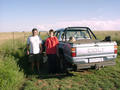#7: Peet and Hannie at the bakkie